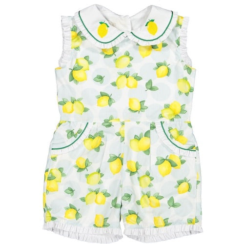 Blue Lemonade Shortall