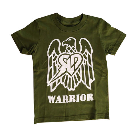 Warrior T-Shirt Green