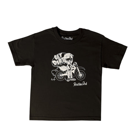 Wheels Character T-Shirt Black