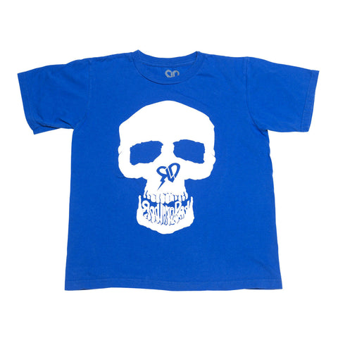 Doom T-Shirt Blue