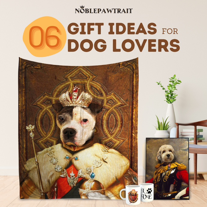 6 Perfect Gifts That Surely Melt The Heart Of That Dog Lovers In Your Life
