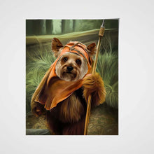Load image into Gallery viewer, The Doog-e-wok Custom Pet Portrait - Noble Pawtrait