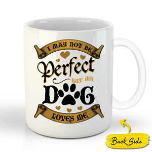 The Princess Custom Pet Mug - Noble Pawtrait