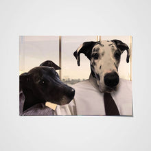 Load image into Gallery viewer, The Office Sweetheart Custom Pet Poster - Noble Pawtrait