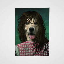 Load image into Gallery viewer, Scary Depaw Custom Pet Portrait Poster - Noble Pawtrait
