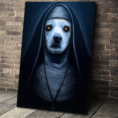The Pawlak Custom Pet Portrait Canvas - Noble Pawtrait