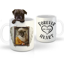 Load image into Gallery viewer, The Angel Custom Pet Mug - Noble Pawtrait