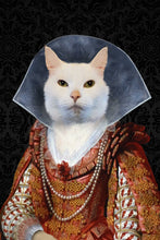 Load image into Gallery viewer, My Lady Custom Pet Portrait Digital Download - Noble Pawtrait