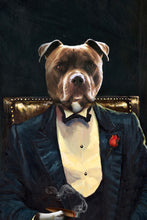 Load image into Gallery viewer, The Legend Custom Pet Portrait - Noble Pawtrait