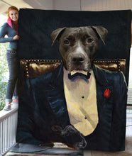 Load image into Gallery viewer, The Legend Custom Pet Blanket - Noble Pawtrait