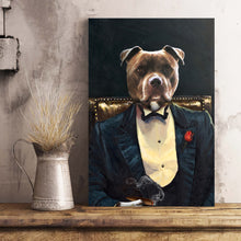 Load image into Gallery viewer, The Legend Custom Pet Portrait Poster - Noble Pawtrait