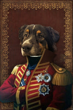 Load image into Gallery viewer, The Pilus Prior Custom Pet Portrait - Noble Pawtrait