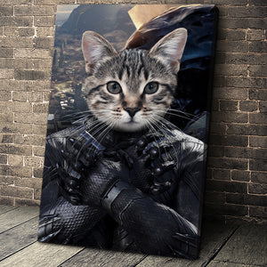 The Wakadian Custom Pet Portrait - Noble Pawtrait