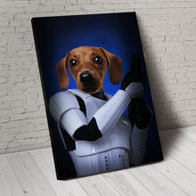 Load image into Gallery viewer, Troopaw Custom Pet Portrait - Noble Pawtrait