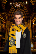 Load image into Gallery viewer, The Wizard Hufflepuff Custom Human Portrait Poster - Noble Pawtrait