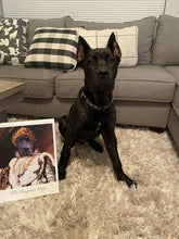 Load image into Gallery viewer, The Emperor Custom Pet Portrait Digital Download - Noble Pawtrait