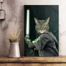 Load image into Gallery viewer, The Master Paw Custom Pet Portrait Poster - Noble Pawtrait