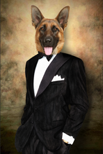 Load image into Gallery viewer, The Big Short Custom Pet Portrait Poster - Noble Pawtrait