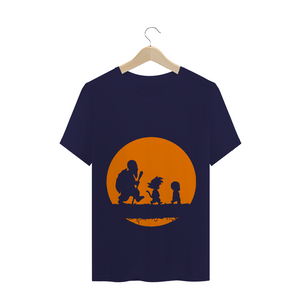 Camiseta Trio Dragon Ball Clássico