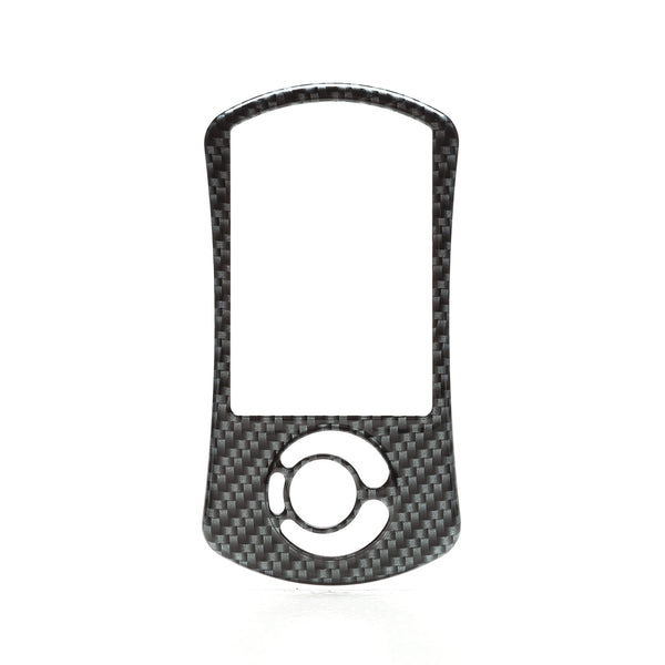 Carbon Fiber Black Accessport V3 Faceplate