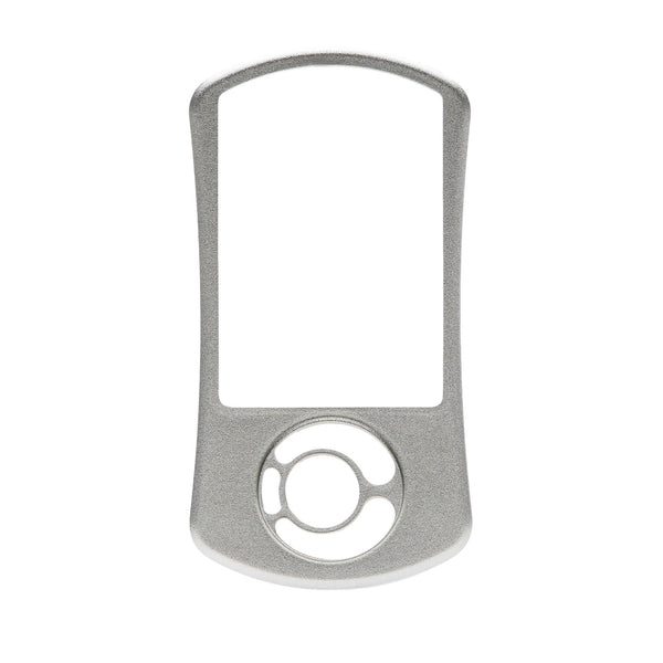Stealth Silver Accessport V3 Faceplate