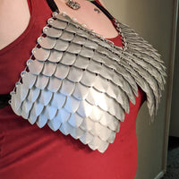 Scalemaille Bikini Top - ZenJumps Chainmaille