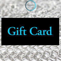 Gift Card - ZenJumps Chainmaille