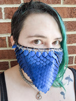 Scalemaille Veil - ZenJumps Chainmaille