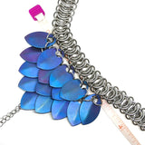 Mermaid Goddess Handflower - ZenJumps Chainmaille