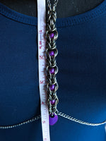 Captured Sphere Body Chain - ZenJumps Chainmaille