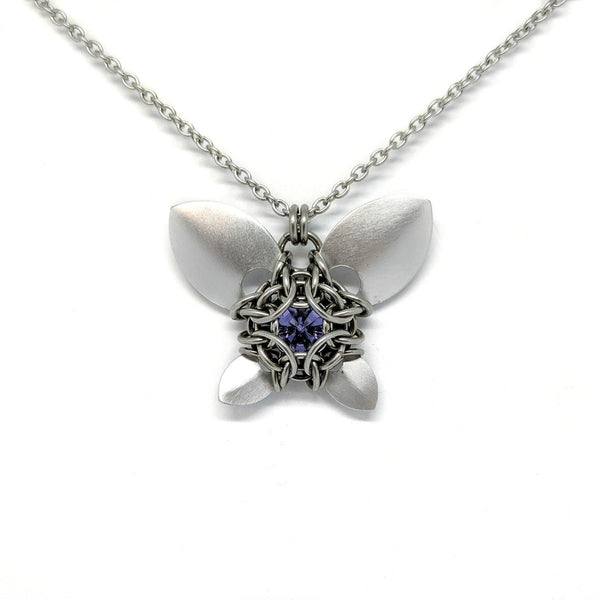 Navi Fairy Pendant - ZenJumps Chainmaille