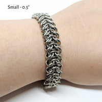 Elf Bridge Bracelet - ZenJumps Chainmaille