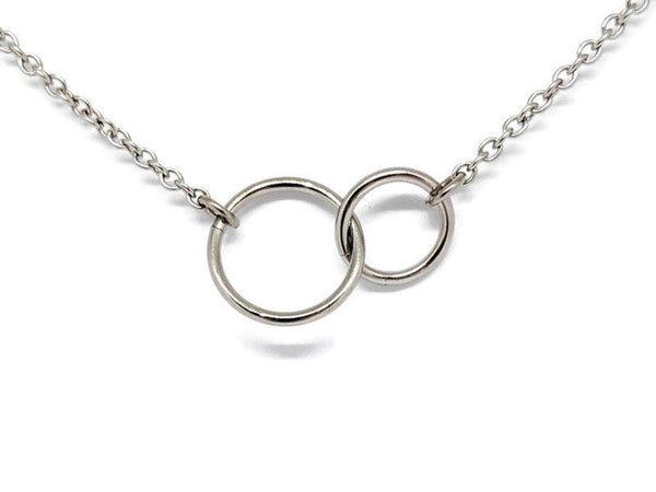 Interlocking Rings Pendant - ZenJumps Chainmaille