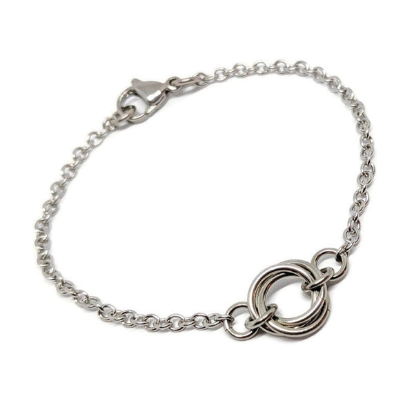 Mobius Focal Bracelet - ZenJumps Chainmaille