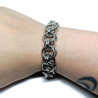 Chunky Helm Bracelet - ZenJumps Chainmaille
