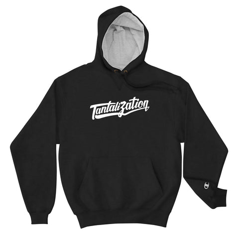 Tantalization Black Champion Hoodie