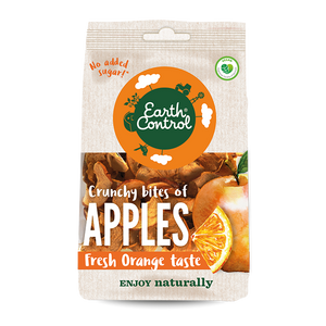 Apple bites Appelsin, 55g