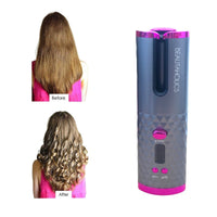 Cordless Auto Ceramic Hair Curler