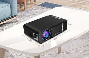 VIVICINE projecteur Portable HD