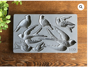 Bird Song Mould