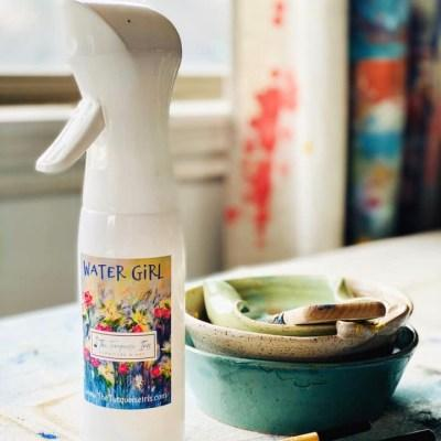 Water Girl Continuous Spray Bottle