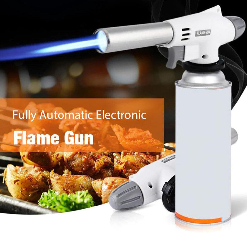Fully Automatic Electronic Flame Gun