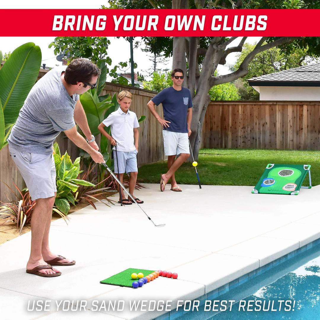 Net Practice Outdoor Golf Game