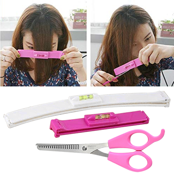 Professional Hair Cutting Tool – Original CreaClip Set