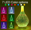 7 Colours Firework Humidifer & Oil Diffuser