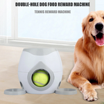 2 In 1 Pet Dog Automatic Tennis Ball Launcher