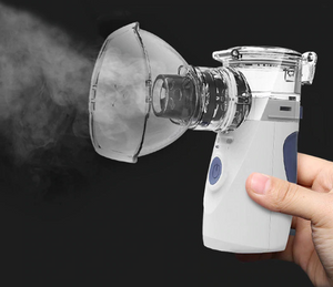 Mini Handheld portable Inhale Rechargeable Automizer
