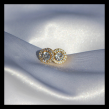 "Load image into Gallery viewer, ""Mia Love"" Studs - Shop First Class"