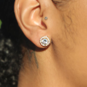 """Mia Love"" Studs - Shop First Class"