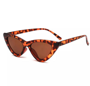"""Fancy"" Retro Cat Eye Sunnies - Shop First Class"